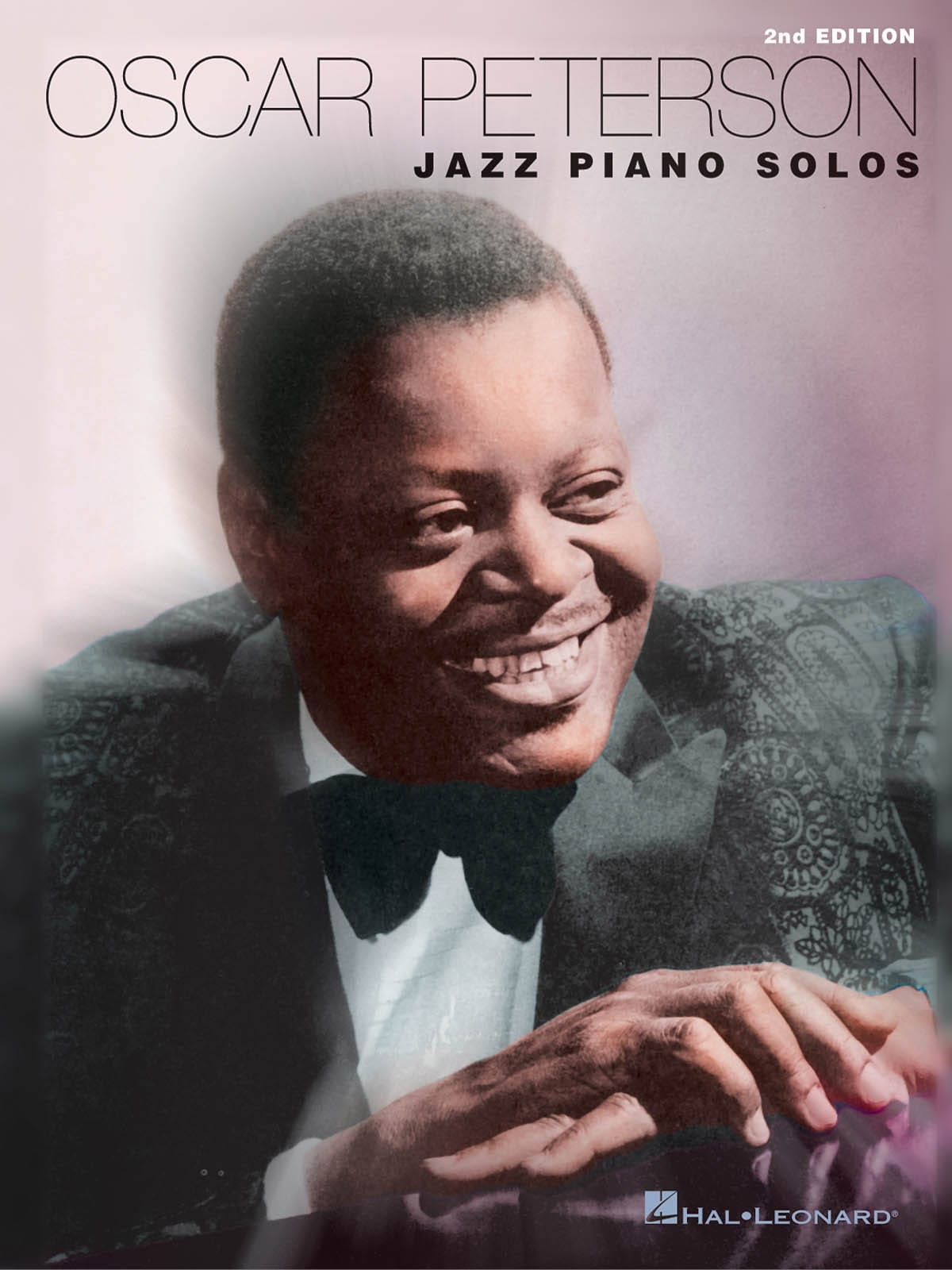 Jazz Piano Solos 2nd Edition - Oscar Peterson - laflutedepan.com