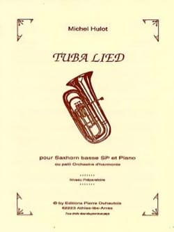 Tuba Lied Michel Hulot Partition Tuba - laflutedepan
