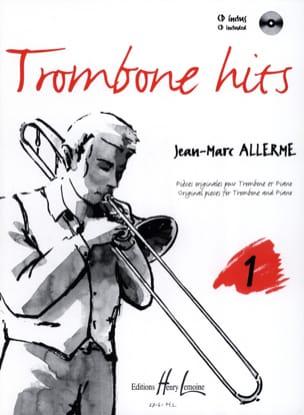 Trombone Hits Volume 1 Jean-Marc Allerme Partition laflutedepan