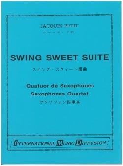 Swing Sweet Suite - Jacques Petit - Partition - laflutedepan.com