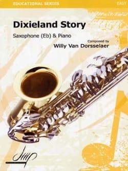 Dorsselaer Willy Van - Historia de Dixieland - Partition - di-arezzo.es