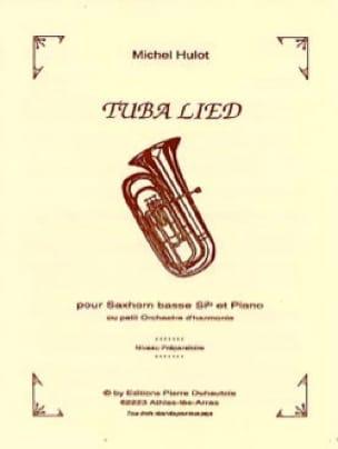 Tuba Lied - Michel Hulot - Partition - Tuba - laflutedepan.com