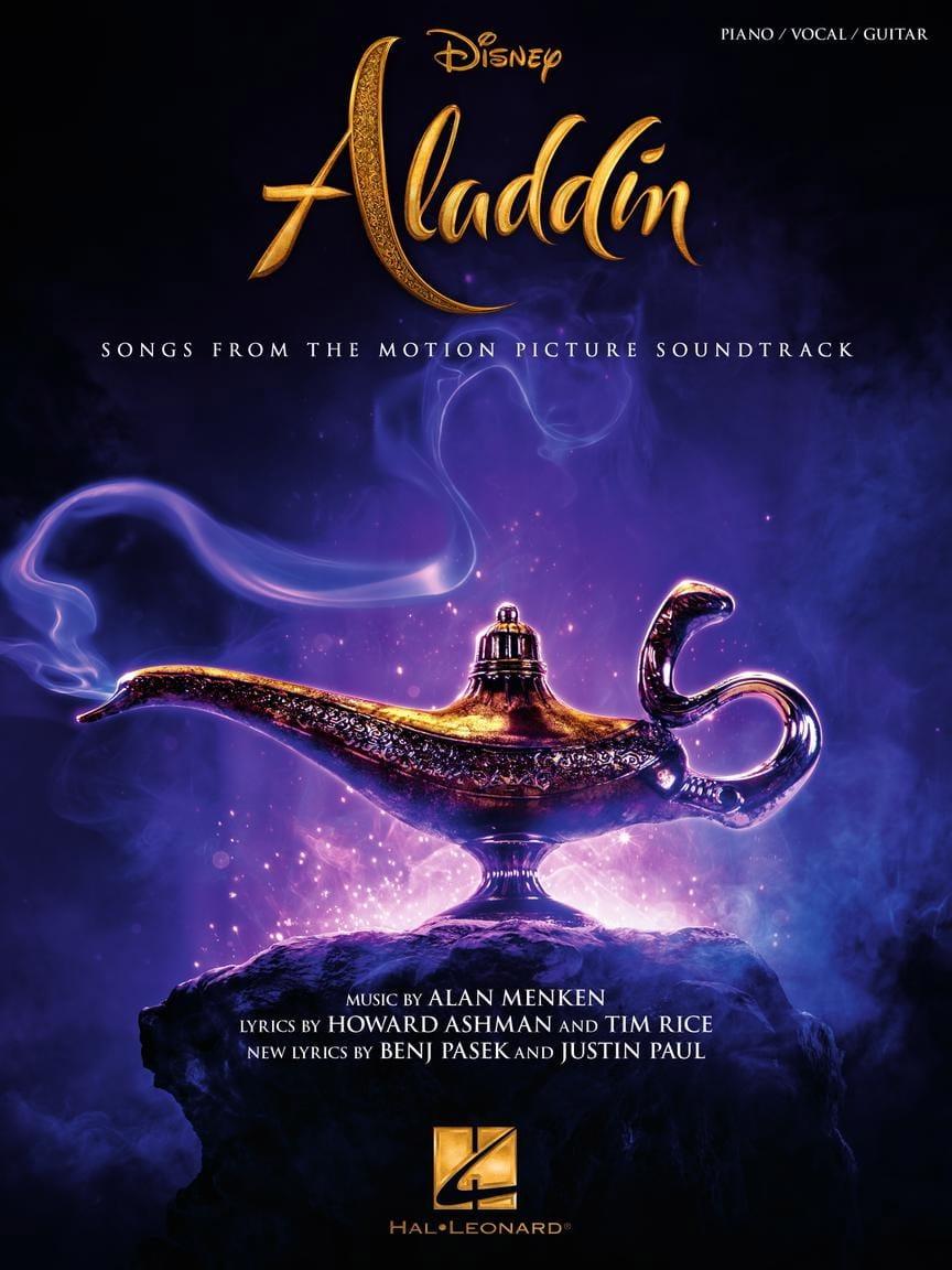 Aladdin - Musique du Film de 2019 - DISNEY - laflutedepan.com