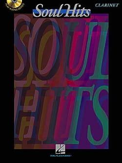 Soul Hits Partition Clarinette - laflutedepan