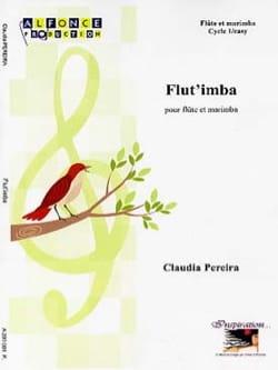 Flut'imba - Claudia Pereira - Partition - Marimba - laflutedepan.com