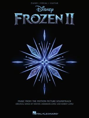 DISNEY - Frozen 2 Film Soundtrack - Partition - di-arezzo.de