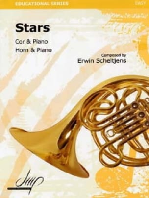 Stars - Erwin Scheltjens - Partition - Cor - laflutedepan.com