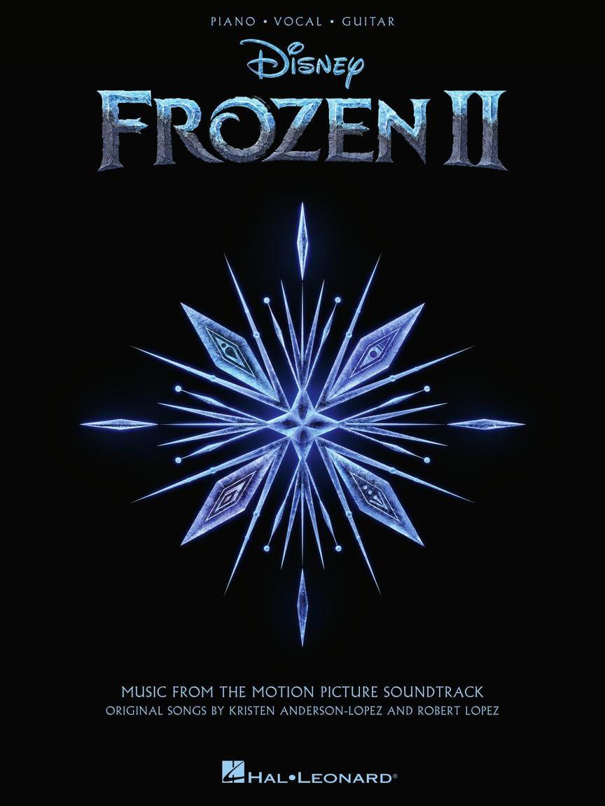 La Reine des neiges 2 Musique du Film - DISNEY - laflutedepan.com
