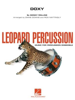 Doxy Sonny Rollins Partition Ensemble de percussions - laflutedepan