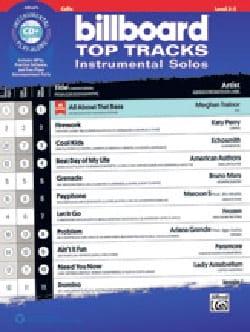 Billboard Top Tracks Instrumental Solos for Strings laflutedepan