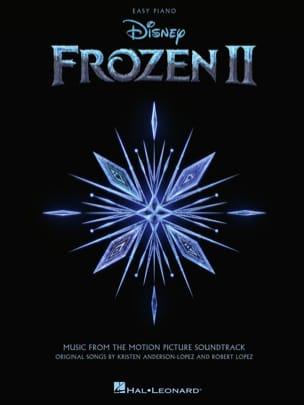 DISNEY - Frozen 2 Film Soundtrack - Einfaches Klavier - Partition - di-arezzo.de