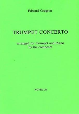 Trumpet Concerto. Trompette Edward Gregson Partition laflutedepan