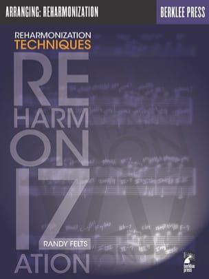 Reharmonization Techniques Randy Felts Partition laflutedepan