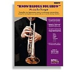 Know Before You Blow - Trompette Partition ENSEMBLES - laflutedepan