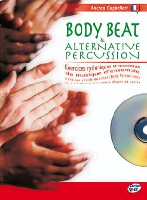 Body beat & alternative percussion + CD - laflutedepan.com