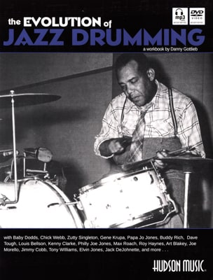 The Evolution of Jazz Drumming Danny Gottlieb Partition laflutedepan