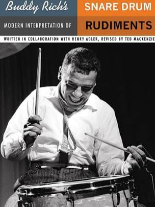 Buddy Rich's Modern Interpretation of Snare Drum Rudiments laflutedepan