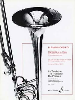 Concerto En Sib Majeur RIMSKY-KORSAKOV Partition laflutedepan