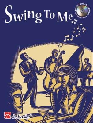 Swing To Me Leslie Searle Partition Saxophone - laflutedepan