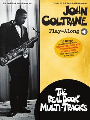 John Coltrane - Real Book Multi-Track Volumen 11 - John Coltrane Play-Along - Partition - di-arezzo.es