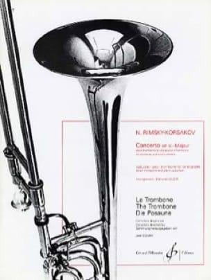 Concerto En Sib Majeur - RIMSKY-KORSAKOV - laflutedepan.com