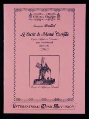 Le Secret de Maître Cornille - François Poullot - laflutedepan.com