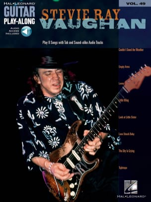 Guitar Play-Along Volume 49 - Stevie Ray Vaughan laflutedepan