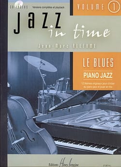 Jazz In Time Volume 1 - Le Blues CD-ROM - laflutedepan.com