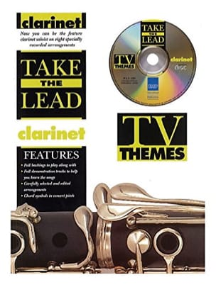 Take The Lead TV Themes Partition Clarinette - laflutedepan