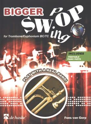 Bigger Swop - Gorp Fons Van - Partition - Trombone - laflutedepan.com