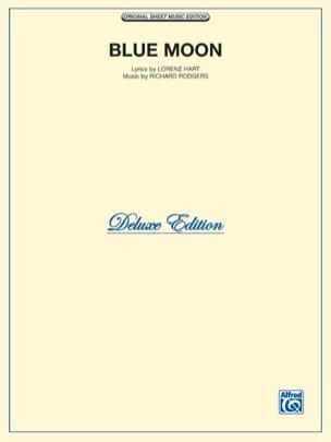 Blue moon - Richard Rodgers - Partition - laflutedepan.com