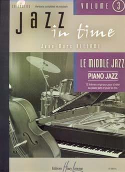 Jazz In Time - Volume 3 - CD-ROM Jean-Marc Allerme laflutedepan