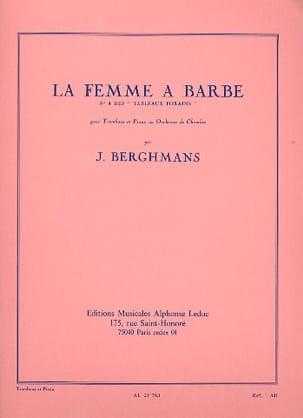 La Femme A Barbe - les Tableaux Forains N° 4 laflutedepan