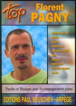 Top Florent Pagny Florent Pagny Partition laflutedepan