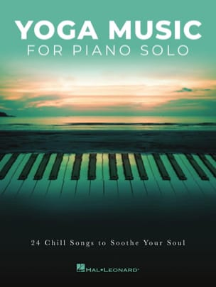 Yoga Music for Piano Solo Partition Pop / Rock - laflutedepan