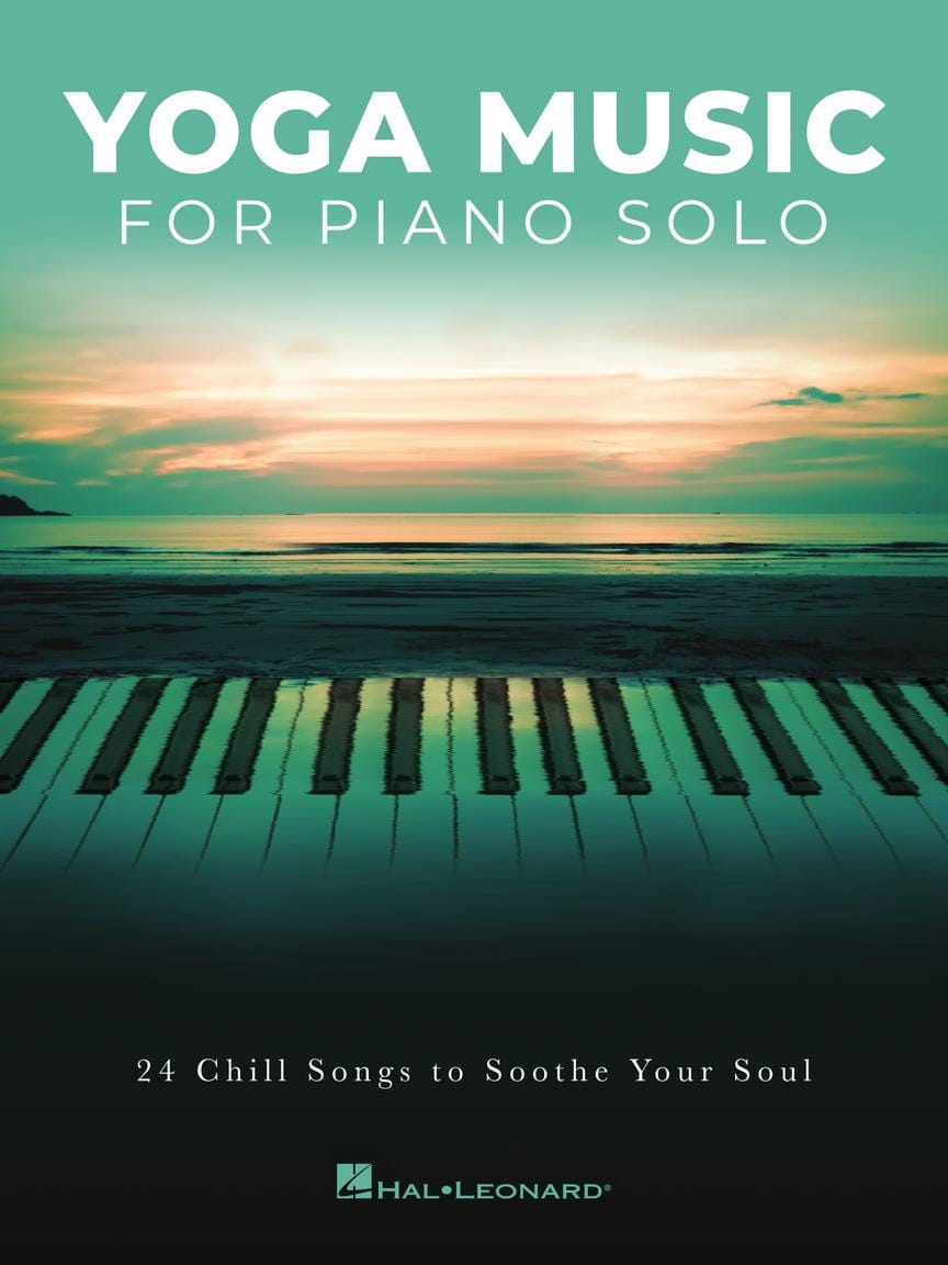 Yoga Music for Piano Solo - Partition - laflutedepan.be