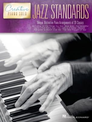Creative Piano Solo - Jazz Standards Partition Piano - laflutedepan