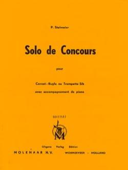 Solo de Concours P. Stalmeier Partition Trompette - laflutedepan