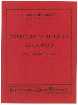 Exercices Techniques Et Gammes Claude Chevaillier laflutedepan