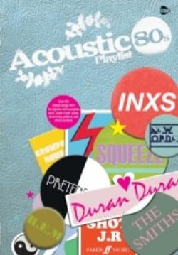 Acoustic 80s Playlist Partition Pop / Rock - laflutedepan