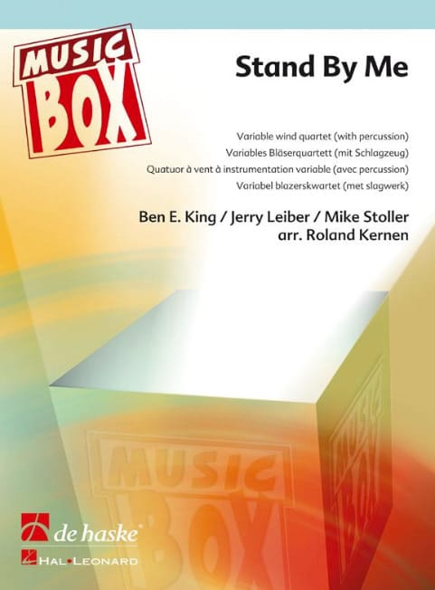 Stand by me - Music box - Ben E. King - Partition - laflutedepan.com