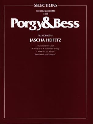 Porgy & Bess Transcribed By Jascha Heifetz GERSHWIN laflutedepan
