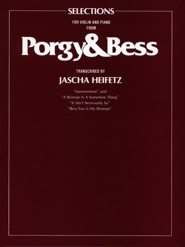 Porgy & Bess Transcribed By Jascha Heifetz - laflutedepan.com