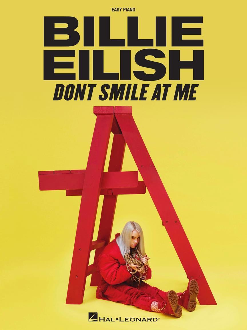 Don't Smile at Me - Easy Piano - Billie Eilish - laflutedepan.com