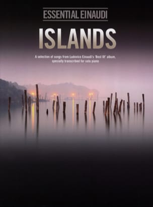 Islands Ludovico Einaudi Partition Pop / Rock - laflutedepan