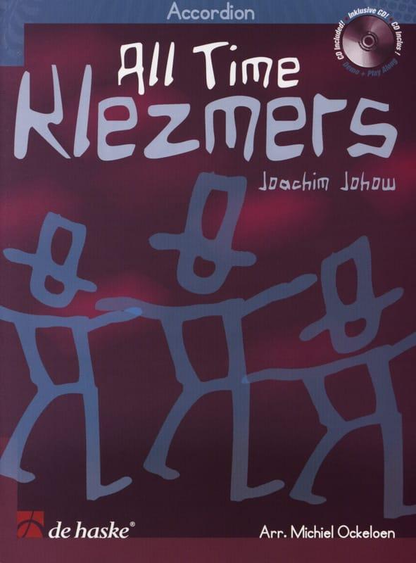 All time klezmers - Joachim Johow - Partition - laflutedepan.com