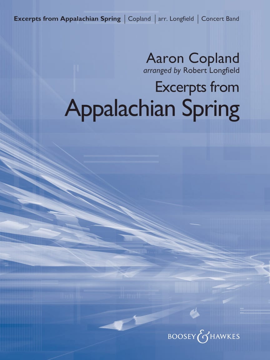 Excerpts from Appalachian Spring - COPLAND - laflutedepan.com