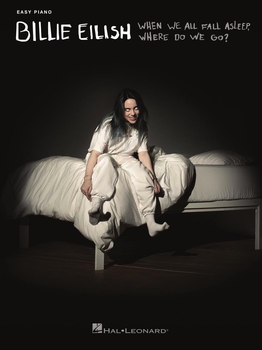 When We All Fall Asleep, Where Do We Go? - Easy Piano - laflutedepan.com