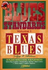 Blues standards volume 1 - Texas blues laflutedepan