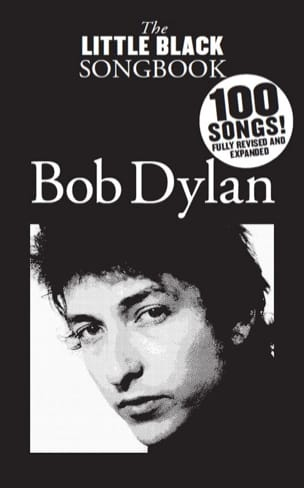 The Little Black Songbook - Bob Dylan Bob Dylan Partition laflutedepan